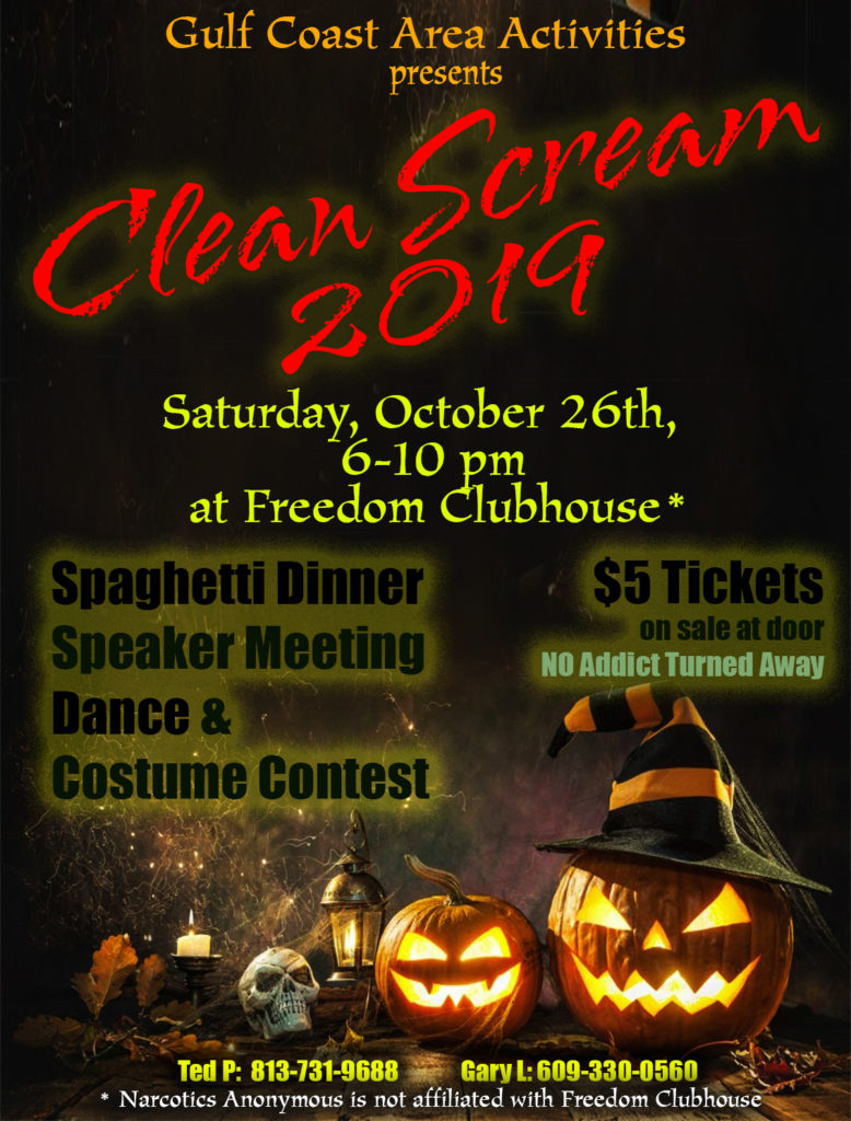 Clean Scream 2019 @ Freedom Clubhouse