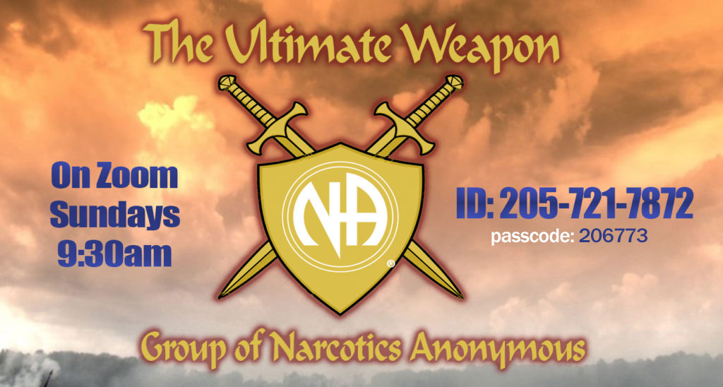 The Ultimate Weapon @ http://Zoom.us