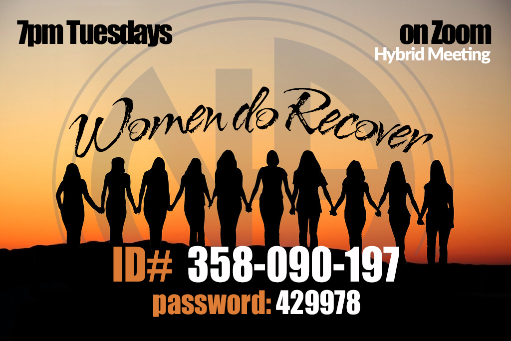 Women Do Recover @ http://zoom.us