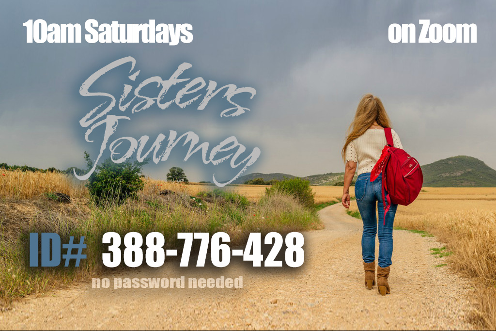 Sisters Journey @ http://Zoom.us