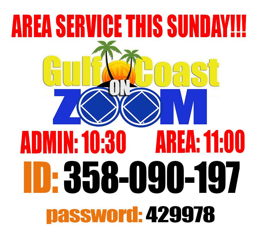 Gulf Coast Area Admin